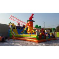 inflatable bouncer    Commercial Grade Bouncy Castle With Slide Manufactures