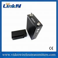 Quality 300-900MHz NLOS Video Wireless Transmitter with HDMI video input and H264 compression for sale