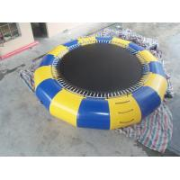 5m Diameter 0.9mm Pvc Tarpaulin Outdoor Inflatable Water Park Manufactures