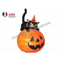 Buy cheap Halloween Pumpkin Decorations With LED Lights from wholesalers