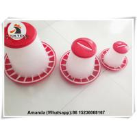 Quality Poultry Farming Orange Plastic Chicken Feeder & Poultry Feeder & Baby Chick for sale