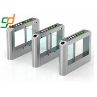 Mechanism Rfid Swing Barriers Gate, Automatically Speed Gate Optical Turnstile Manufactures
