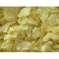 White Food Recipe Dehydrated Vegetables Dried Garlic Flakes SDV-GARF Manufactures