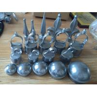 Commercial Grounds Chain Link Fence Fittings Aluminum Die Casting Fence Post Manufactures
