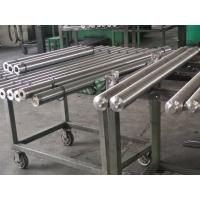 Cylinder Hydraulic Piston Rods Carbon Steel With High Yield Strength Manufactures