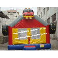 Snow White 0.55mm PVC Tarpaulin ( Plato) Inflatable Water Trampoline Combo Bouncer Manufactures