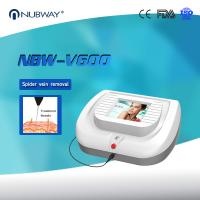 Buy cheap 2017 Europ Hottest  high frequency  Varicose Vein Removal Medical Device / Laser Facial Vein Stopper from wholesalers