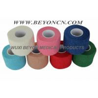 China Cohesive Wrap Rolled Cotton Bandage Porous Hand Tearable For Medical on sale