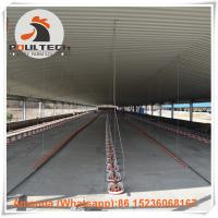 Chicken Farming Broiler Deep Litter System & Broiler Plastic Slatted Floor System for Broiler Farm and Broiler House Manufactures