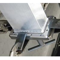 TIG Welded Aluminum Square Tube for Aluminum Bracket Fabrication Parts Manufactures