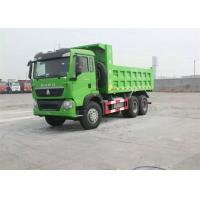 Hydraulic Cylinder HOWO T5G 10 Wheeler Dump Truck With Large Loading Capacity Manufactures