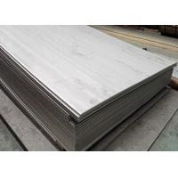 1200x2400mm AISI Thin Stainless Steel Sheet , Slit Edge Stainless Steel Plate Manufactures