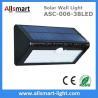 Buy cheap 38LED 550 Lumens 7W Motion Sensor Solar Wall Light PIR Sensor Light Triangle Solar Lights Chinese Manufaturer Supplier from wholesalers