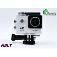 Wireless 12MP H9 LT 4k Sports Action Camera With 140 Degree Width Angle