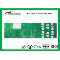 2OZ Copper RoHS 2 Layer PCB Double Sided Circuit Board FR4 2.0MM Manufactures