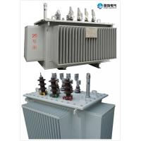 Dyn11 Oil Immersed Transformer 6.6 KV - 400 KVA Stable Operation Manufactures