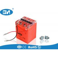 China High Cycle Count Motorbike Gel Battery , Standard Sealed Lead Acid Gel Battery on sale