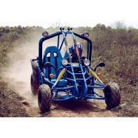 Blue Automatic Dune Buggy Manufactures