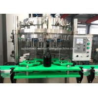 500ML Small Split Beer Cola Isobaric Beverage Filling Machine Manufactures