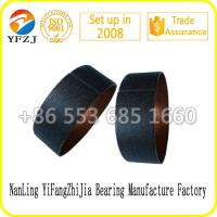 DU Oilless Bearing Bushing Ptfe Piston Rings , Car Shock Absorber Manufactures