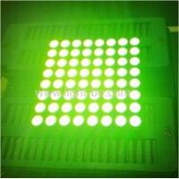 Bi-Colour Red/Pure Green 8 X 8 Dot Matrix LED Display For Moving Signs Manufactures