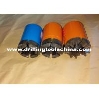Core Diamond Drill Bits For Abrasive Hard Formations Manufactures