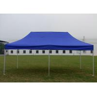 Aluminum Frame 3x6 Pop Up Gazebo Tent Trade Event Display Canopy With Logo Print Manufactures