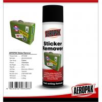 Safe Industrial Cleaning Products , Car Window / Paste Sticker Remover Spray Manufactures