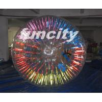 Shining Inflatable Zorb Ball Manufactures