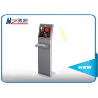 OEM ODM commercial use LED interactive information kiosk touch screen Manufactures