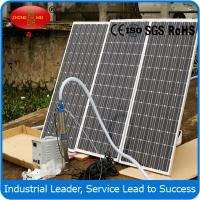 China HOT SALE 2015 solar water pump for agriculture on sale