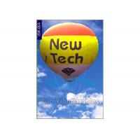 Sky Flying Custom Shaped Balloons Advertising Inflatables 0.18mm PVC Material Manufactures