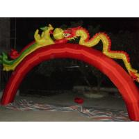 Oxford Cloth 4 Meter High Inflatable Advertising Arch Manufactures
