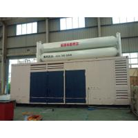 High Pressure Hydraulic CNG Compressor Natural Gas Fueling Stations Manufactures