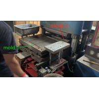 Quality 400 Ton Hydraulic Hot Press Machine To Produce Car Brake Pads 700 Pieces One hour for sale