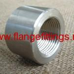 China Stainless steel full threaded coupling on sale