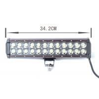 72W Offroad heavy duty Led Light Bar IP67 waterproof led driving light Manufactures