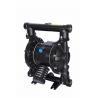 Portable Air Driven Double Diaphragm Pump For Chemical Petrochemistry Manufactures