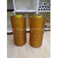 PVC Cling Film with holes for mushroom Packing (Size 16microns x 380mm x 1524m) Manufactures