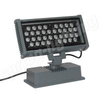 Professional Aluminum alloy 36W / DMX512 / 0.35A / IP65 RGB LED Flood Light Manufactures