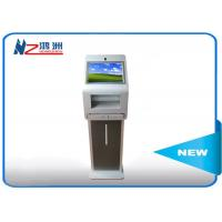 Self Service Terminal Kiosk Advertising With 42 Inch Interactive Touch Screen Manufactures