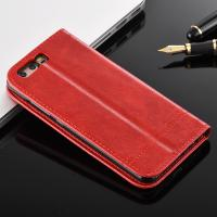 Quality Huawei P10 PLUS Magnetic Leather Case Heavy Duty Two Card Slot For Business for sale
