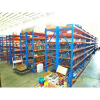 Warehouse Storage Long Span Racking For Industrial Small Parts Handling