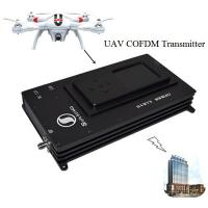 China NLOS UAV COFDM HD live video wireless transmitter receiver for hdmi sdi system on sale