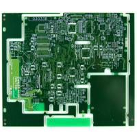 Green High TG 180 FR4 Rigid PCB Printed Circuit Board Manufacturing Manufactures