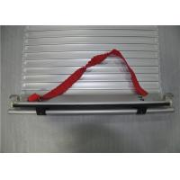 Aluminum Roller Shutter Door For Special Vehicles Built In Bearing Fire Truck Rubber Strip Manufactures