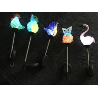 Buy cheap 0.06W - 5W Owl Solar Stake Lamp Solar Glass Stake Owl 1.2 Lumen - 4 Lumens from wholesalers