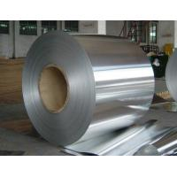 Color Coated Flat Aluminum Sheets , Aluminium Plate Thickness In Coil Manufactures