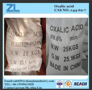 oxalicacid99.6% white crystalline powder CAS No: 144-67-2 Manufactures