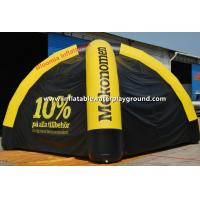 Commercial 3.2mH Air Inflatable Tent For Business Promotion And Exhibition Manufactures
